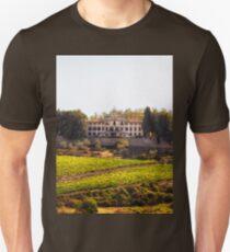 Tuscany Mansion - Italy Unisex T-Shirt