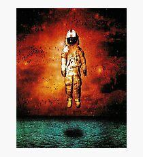 Astronaut Fotodruck