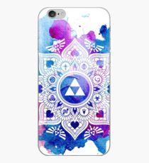 Vinilo o funda para iPhone La leyenda de un Zelda Mandala