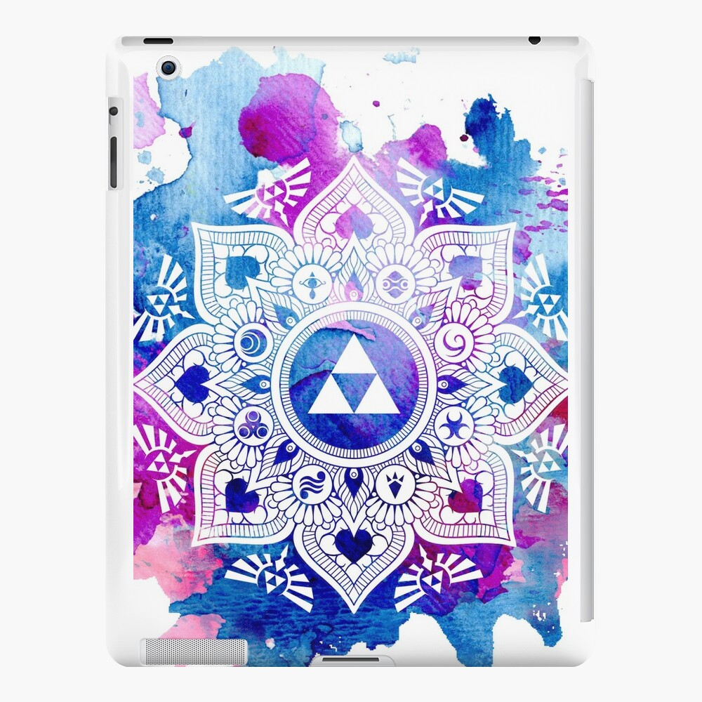 Die Legende eines Zelda Mandala iPad-Hüllen & Klebefolien