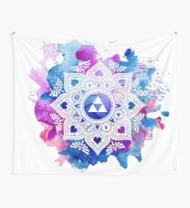 The Legend of a Zelda Mandala Wall Tapestry