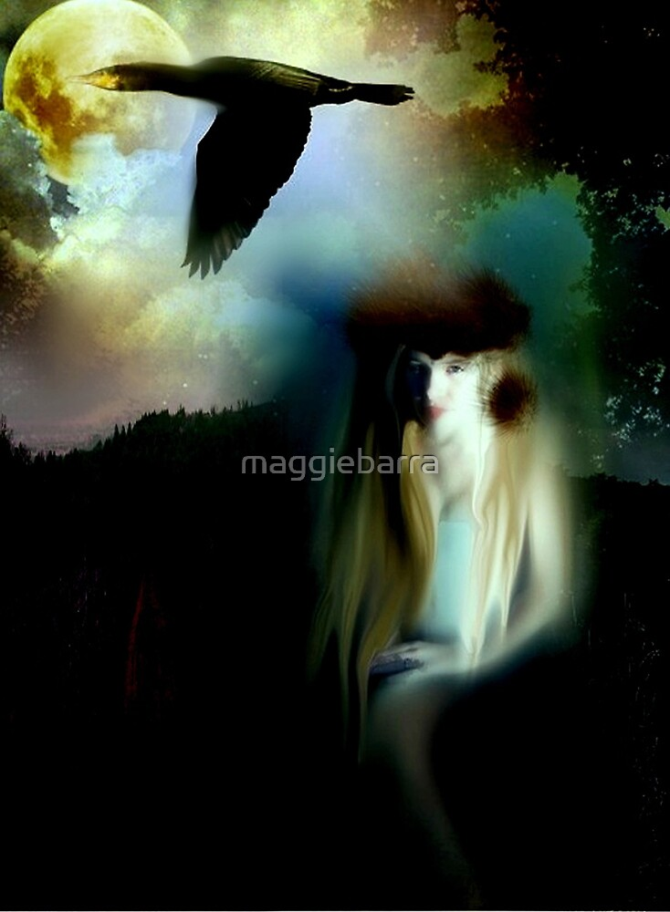 Sarah by maggiebarra