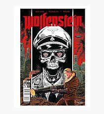 Wolfenstein 2  Photographic Print