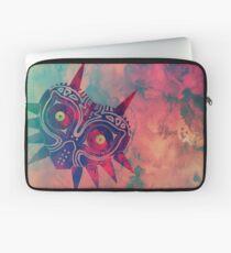 Watercolored Majora Laptop Sleeve