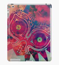 Watercolored Majora iPad Case/Skin