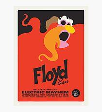 Floyd Poster Photographic Print