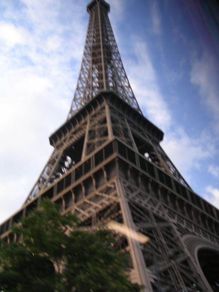 Eiffel Tower by 46jono46
