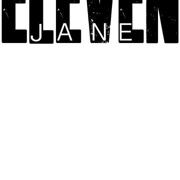 Eleven Jane by zombiemama
