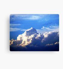 Cloud 3 Canvas Print