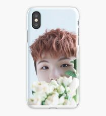 Seventeen Woozi/Jihoon Teen, Age iPhone Case/Skin