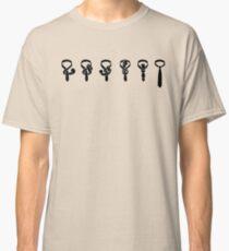 Tie tie Classic T-Shirt