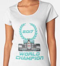 THE WINNER Women's Premium T-Shirt