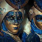 BLUE by June Ferrol