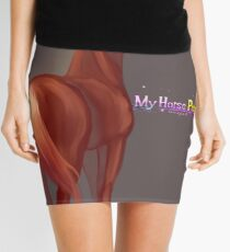 The Horse Mini Skirt