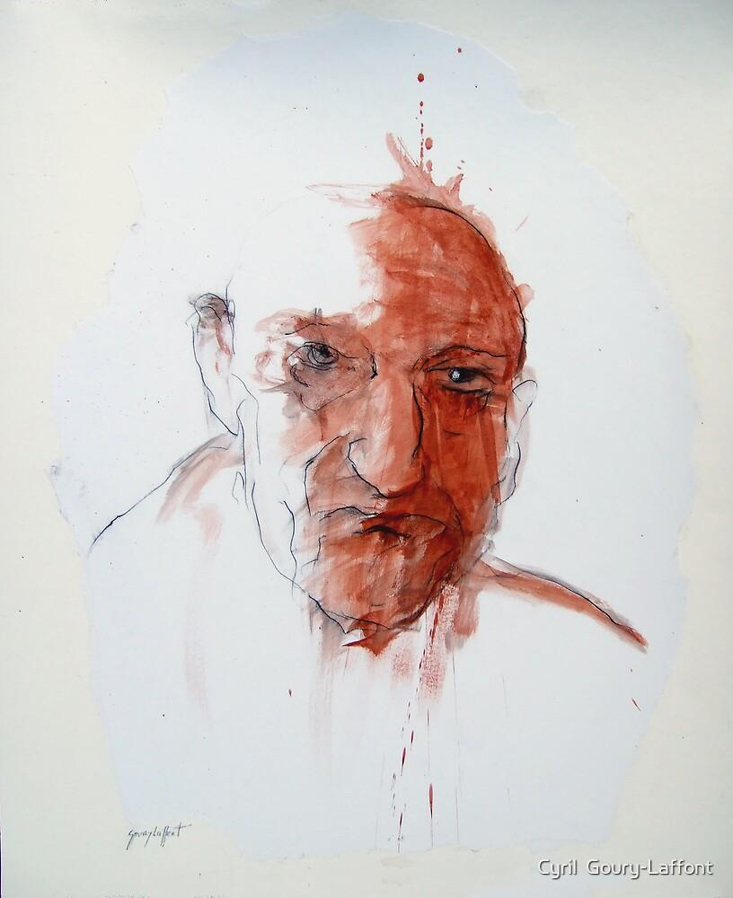 portrait by Cyril  Goury-Laffont