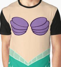 Mermaid Torso Graphic T-Shirt
