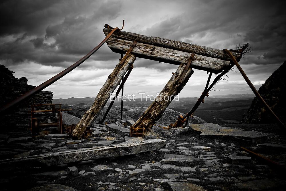 Abandoned by Brett Trafford