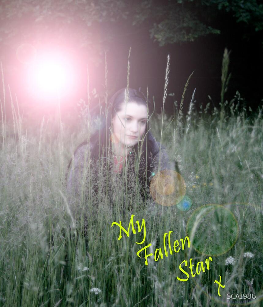 My Fallen Star by SCA1986