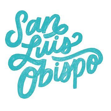 San Luis Obispo by ehoehenr