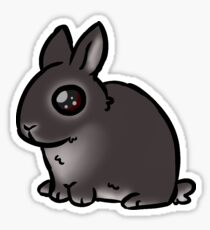 Netherland Dwarf rabbit Sticker