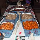 Halloween Party Decorations by barnsis