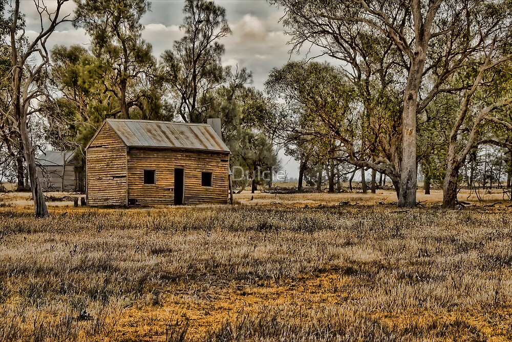 Home Amongst The Gumtrees. by Dulcie