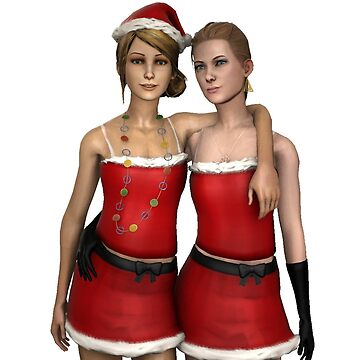 Santa's Little Helpers [LiS] by Camkitty