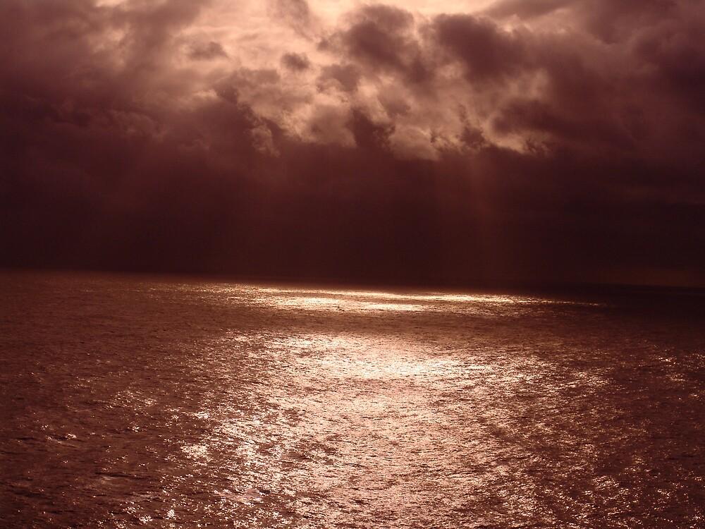 Miracle of light by Wojtek