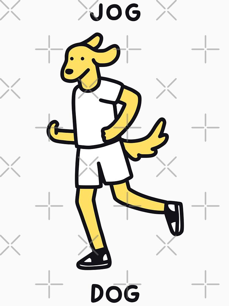 Jog Dog by obinsun