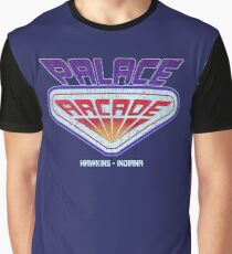 Palace Arcade Graphic T-Shirt