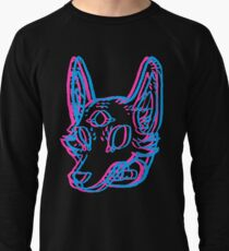 3D Space Coyote Lightweight Sweatshirt