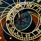 Astronomical Clock - Prague by Ann Garrett