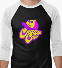 Odyssey Crazy Cap Logo Men's Baseball ¾ T-Shirt