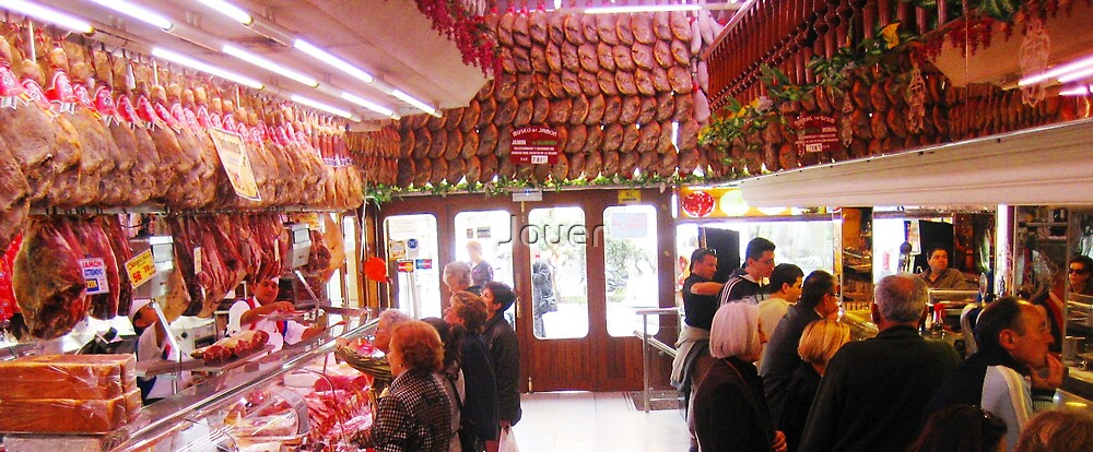 The love for jamon by Jouer