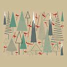 Christmas Tree Blitz by hepcatshaven