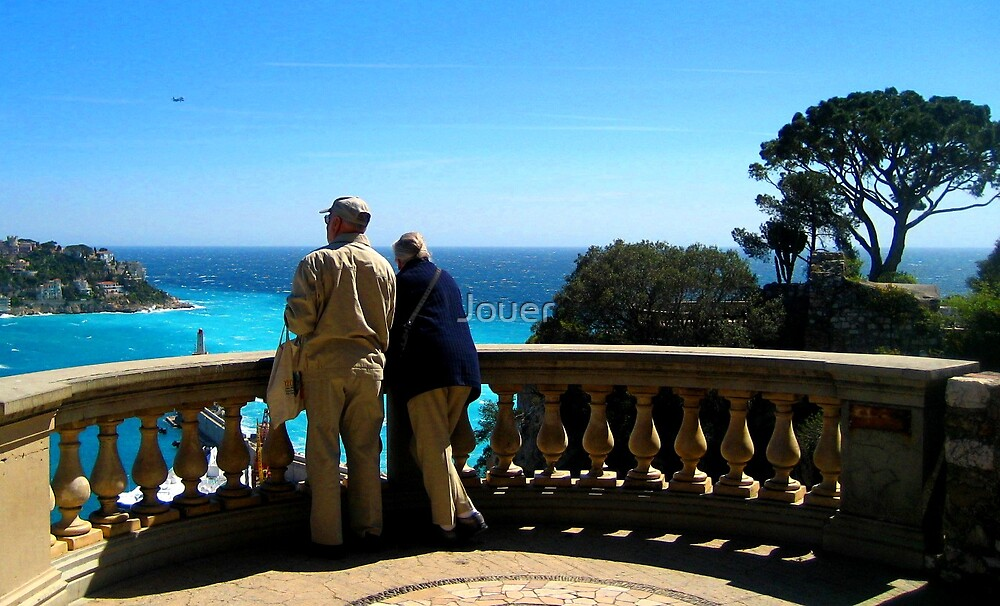 Growing old together by Jouer