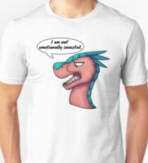 Emotional Investment Raptor T-Shirt