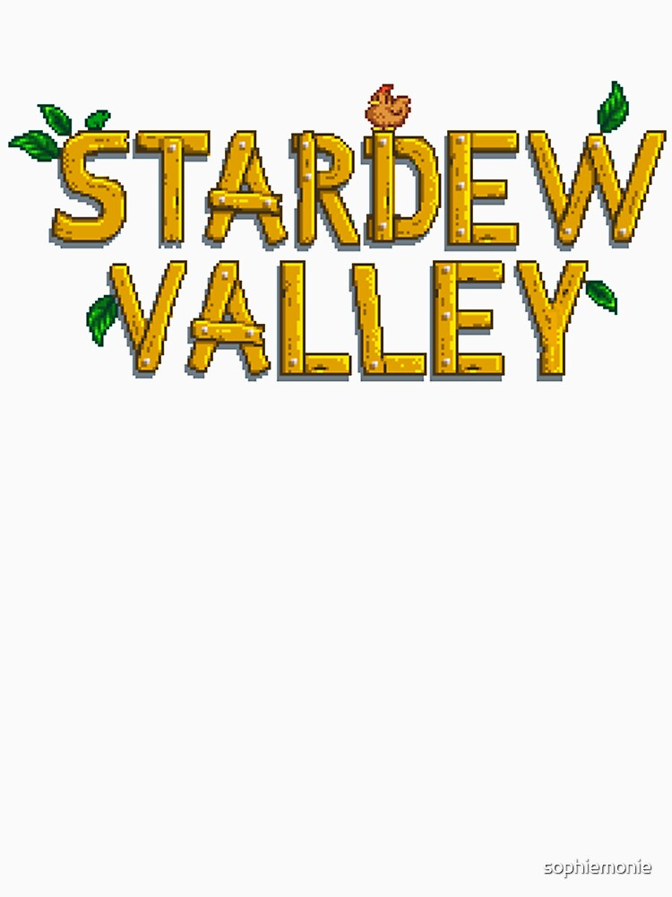 STARDEW VALLEY  by sophiemonie