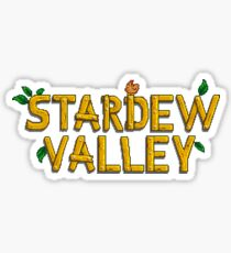 STARDEW VALLEY  Sticker