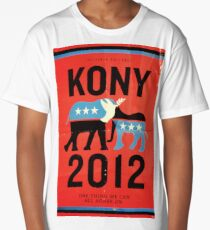 Kony 2012 Long T-Shirt