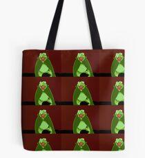 Vampire Kermit! Tote Bag