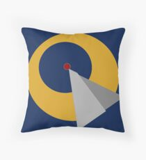 Kol-Ut-Shan Throw Pillow