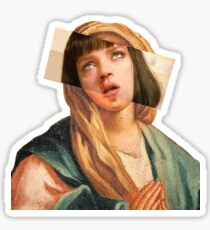 holy mia  Sticker