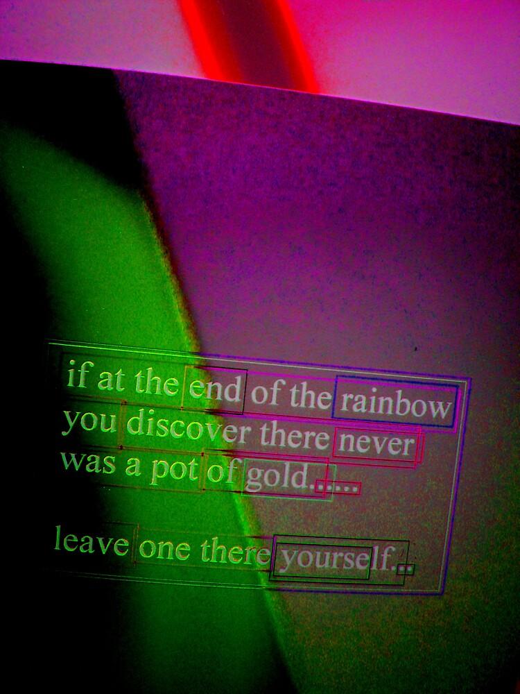 rainbow by lloydwakeling