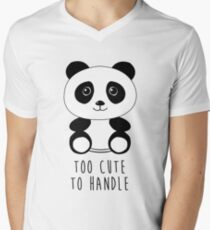 Too cute to handle panda T-Shirt