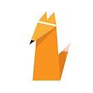 Folded Fox by Oddesign