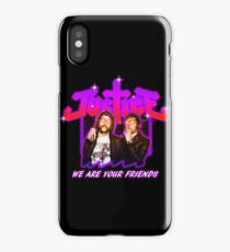 Justice Bootleg iPhone Case