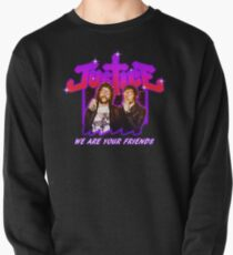 Justice Bootleg Pullover