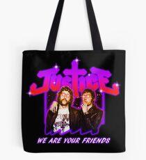 Justice Bootleg Tote Bag