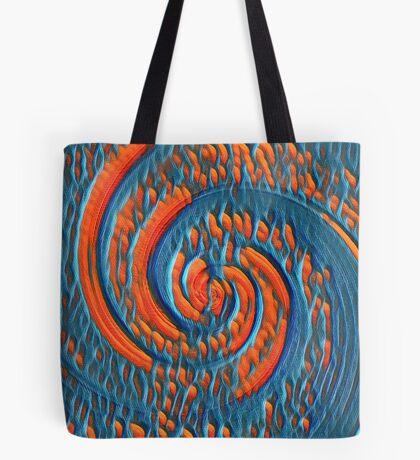 Broken Fibonacci Tote Bag